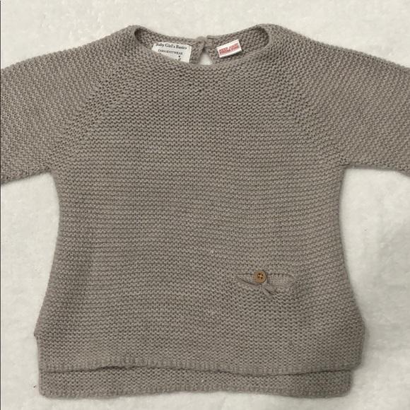 Zara Other - Zara Baby knitwear
